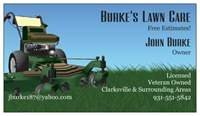 Burke's Lawn Care: Aeration, Seeding, Leaf clean up, Mulch,& More-... in Clarksville, Tennessee