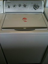 WHIRLPOOL WASHER ULTIMATE CARE II HEAVY DUTY 30 DAY WARRANTY/DELIVERY/ in Fairfax, Virginia